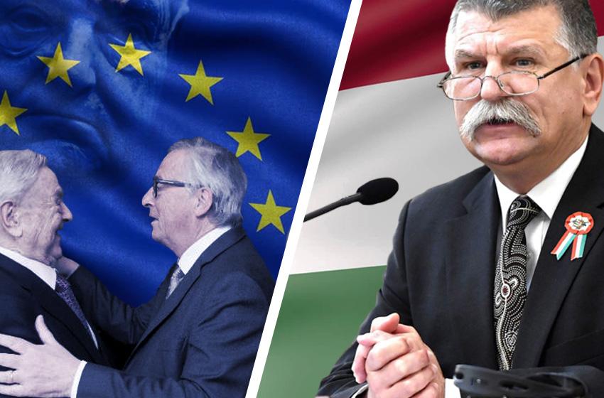 Hungarian parliament warned of anti-human 'global government'