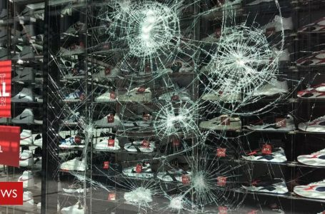 """Stuttgart falls to """"Allah Akbar"""" insurgents in weekend of riots and looting"""